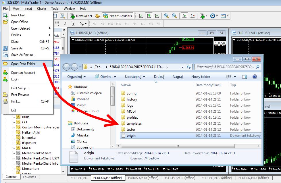 Metatrader-Data-Folder-Location-and-contents