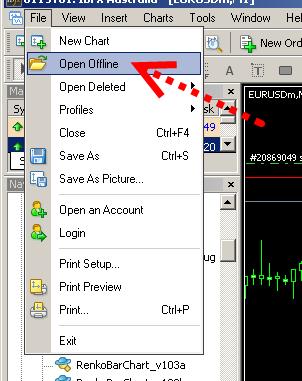 open-offline-chart