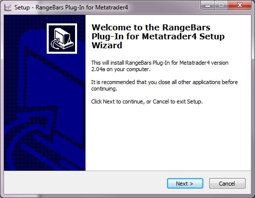 rangebar-installer