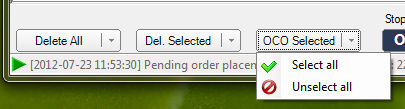 Oco orders forex